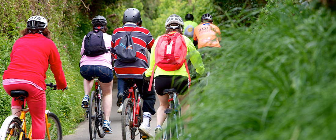 Outdoor Guernsey Cycling Tours & Hire