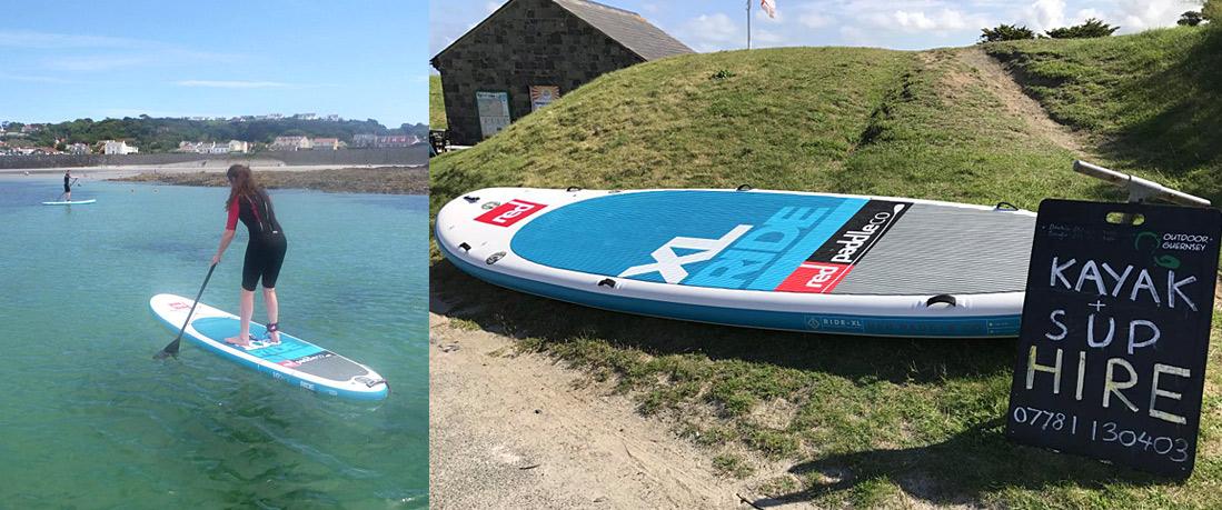 SUP Guernsey