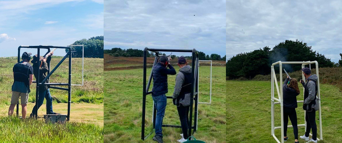 Clay Pigeon Shooting Guernsey